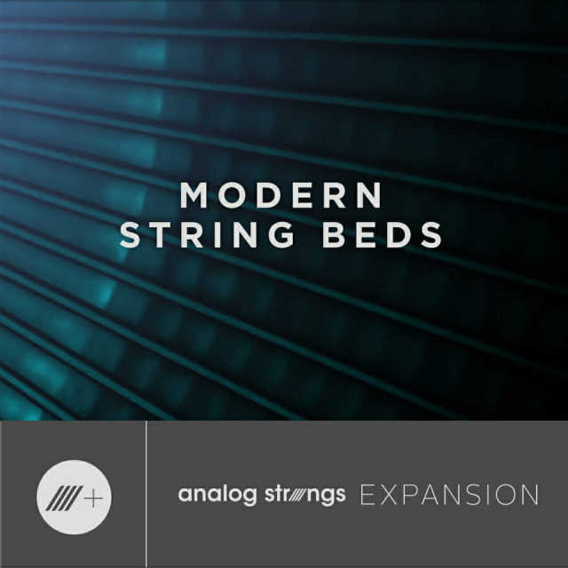 OUTPUT/MODERN STRING BEDS - ANALOG STRINGS EXPANSION【オンライン納品】【在庫あり】