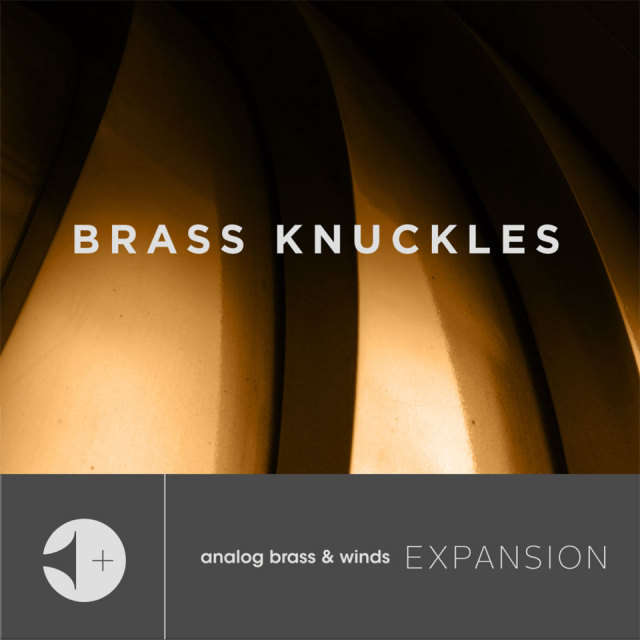 OUTPUT/BRASS KNUCKLES - ANALOG BRASS & WINDS EXPANSION【オンライン納品】【在庫あり】