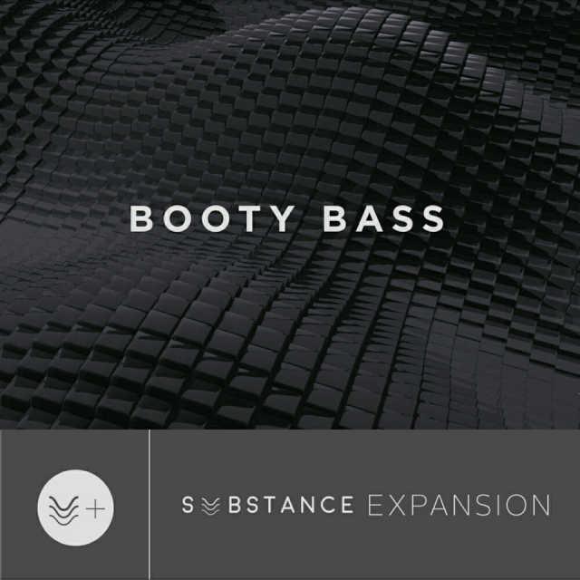 OUTPUT/BOOTY BASS - SUBSTANCE EXPANSION【オンライン納品】【在庫あり】