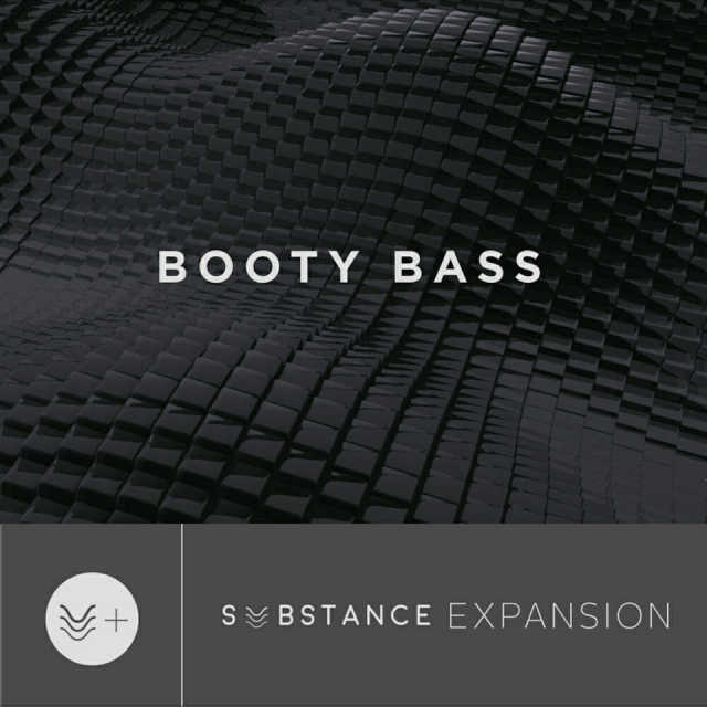 OUTPUT/BOOTY BASS - SUBSTANCE EXPANSION【オンライン納品】【在庫あり】
