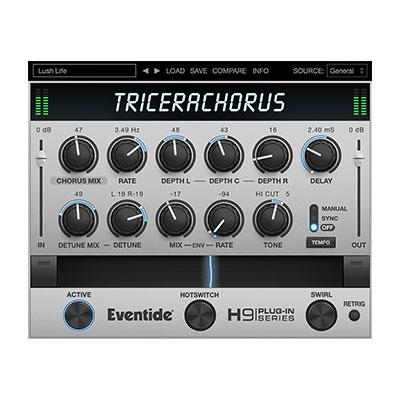 Eventide/TriceraChorus【オンライン納品】