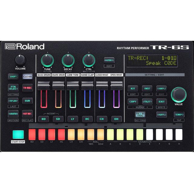 Roland/TR-6S RHYTHM PERFORMER【在庫あり】