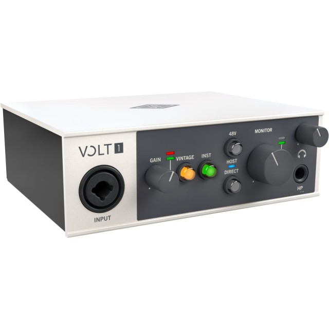 Universal Audio/Volt 1【11月中旬発売予定】【ご予約受付中】