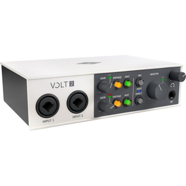 Universal Audio/Volt 2【11月中旬発売予定】【ご予約受付中】