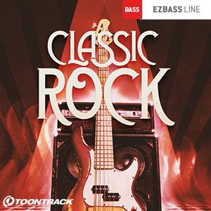 TOONTRACK/EBX - CLASSIC ROCK【オンライン納品】【在庫あり】