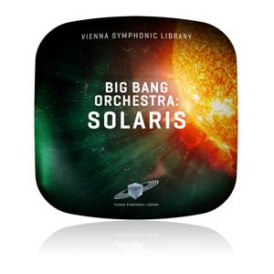 Vienna Symphonic Library/BIG BANG ORCHESTRA: SOLARIS【~10/30 期間限定特価キャンペーン】