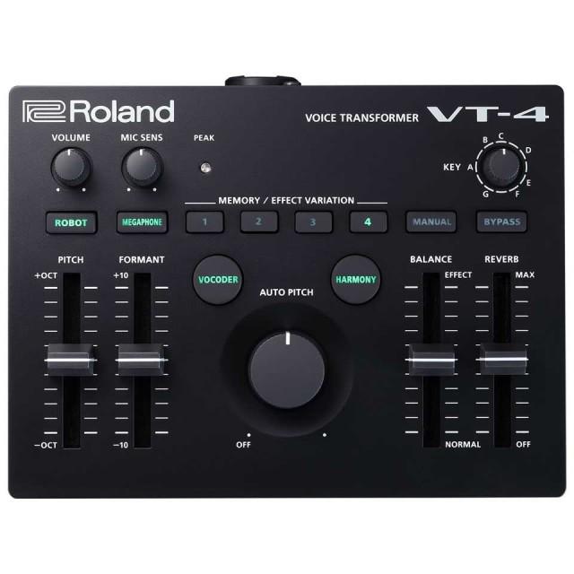 Roland/VT-4【入荷待ち】【入荷時期未定】