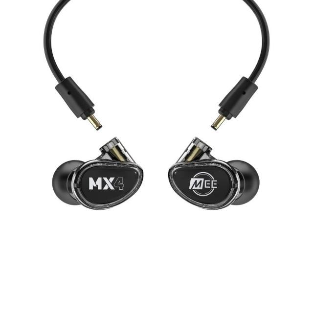 MEE Audio/MX4 PRO-BK【ブラック】