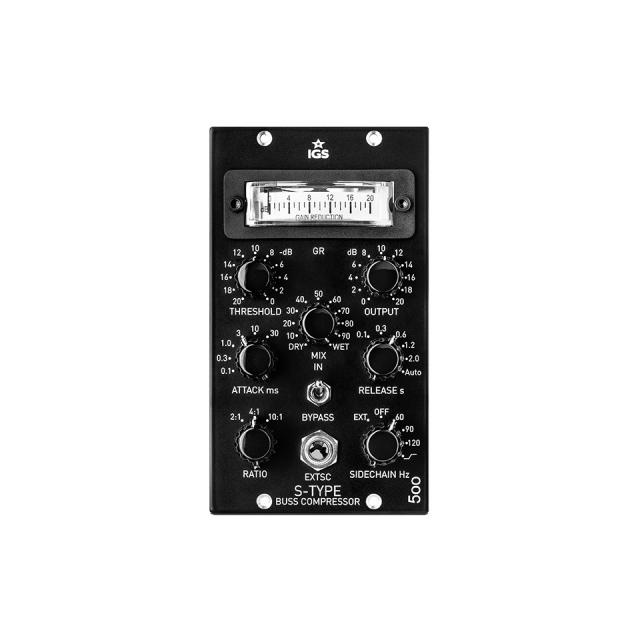 IGS Audio/S-Type 500 VU