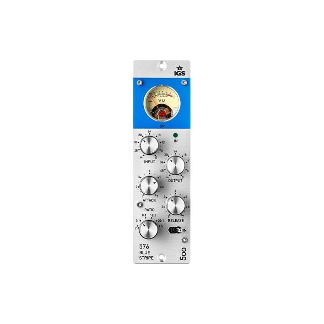 IGS Audio/576 Blue Stripe