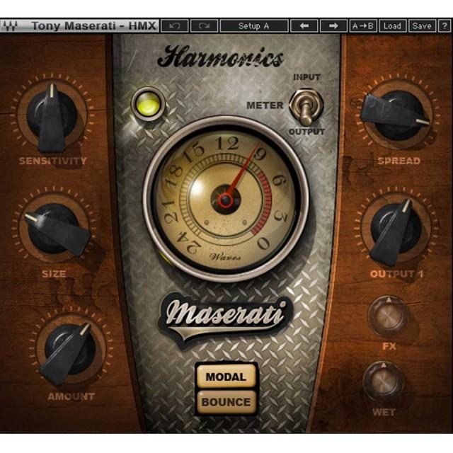 Waves/Maserati HMX【期間限定キャンペーン】【オンライン納品】【在庫あり】