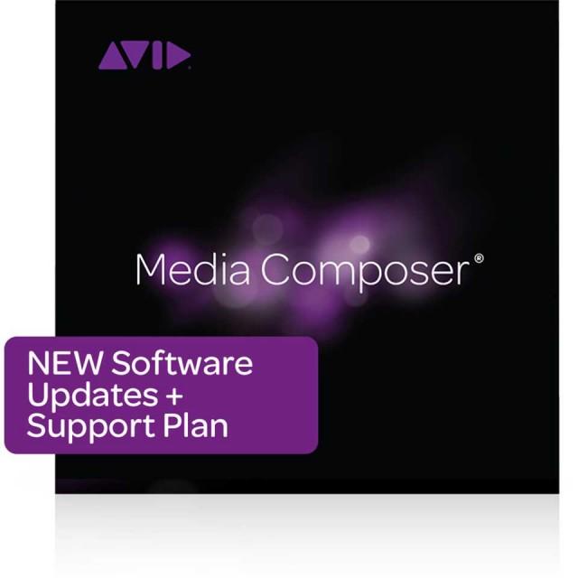 Avid/Media Composer Perpetual License NEW 【新規永続ライセンス】【オンライン納品】