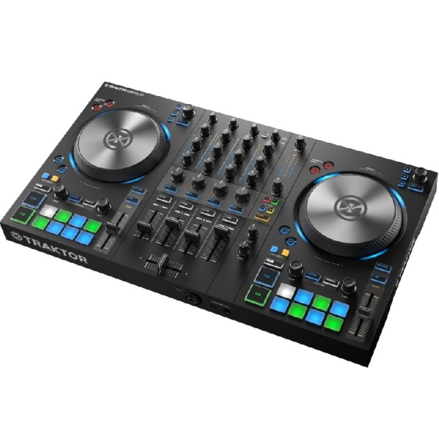 Native Instruments/TRAKTOR KONTROL S3【~7/30 期間限定特価キャンペーン】