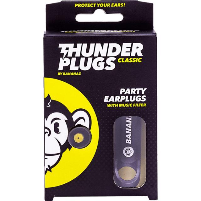 Bananaz/Thunderplugs Classic【耳栓】【在庫あり】