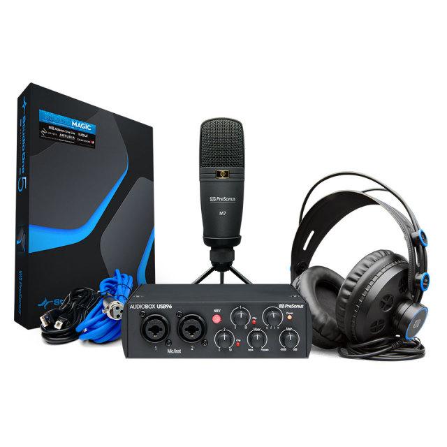 PreSonus/AudioBox USB 96 Studio 25th Anniversary【在庫あり】