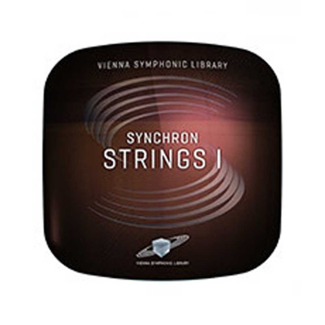 Vienna Symphonic Library/SYNCHRON STRINGS 1【数量限定キャンペーン】【在庫あり】