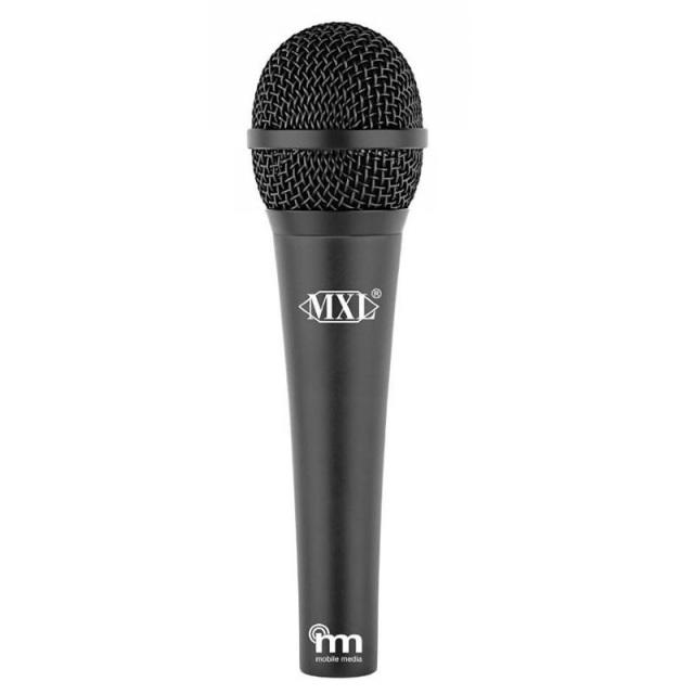 MXL/MM130【在庫処分特価】【モバイル機器用ハンドヘルドマイク】【在庫あり】