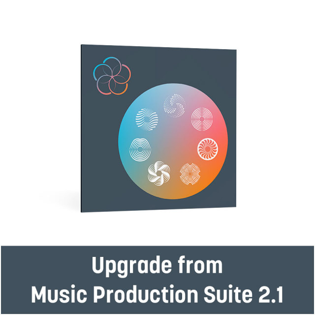 iZotope/Music Production Suite 3: upgrade from MPS 2.1【オンライン納品】【~9/30 期間限定特価キャンペーン】【MPS4リリース後フリーアップデート可】