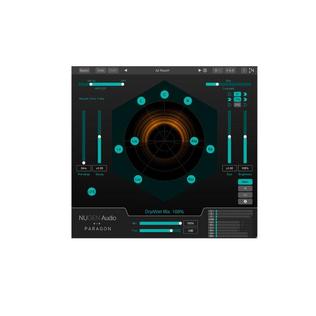 Nugen Audio/Paragon【オンライン納品】