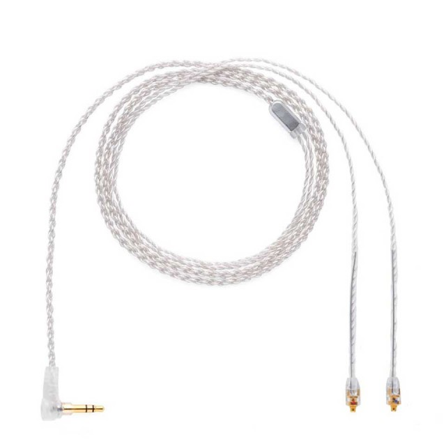 ALO Audio/Litz Wire Earphone Cable - MMCX 3.5mm