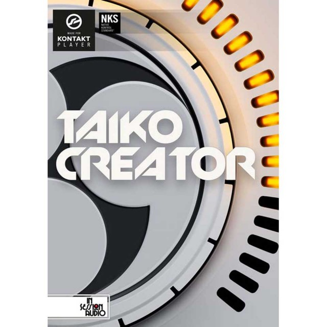 In Session Audio/TAIKO CREATOR【期間限定特価キャンペーン】【オンライン納品】【在庫あり】