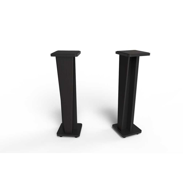Zaor Studio Furniture/Croce Stand 42 (pair) Black/Black【受発注品】
