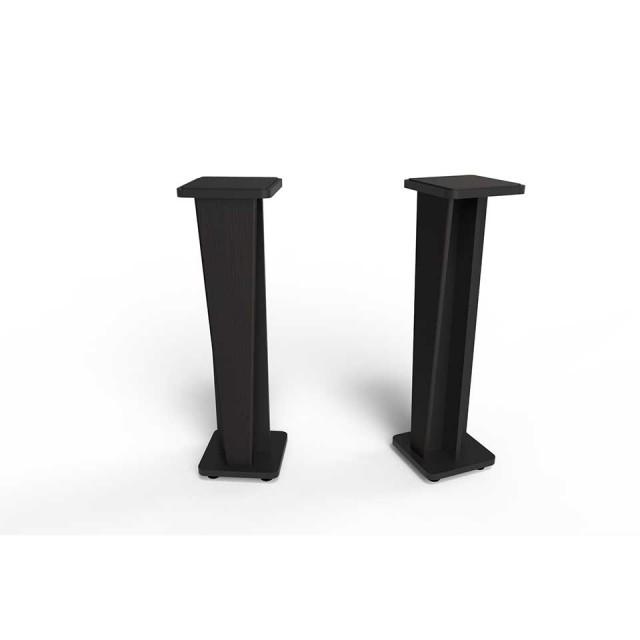 Zaor Studio Furniture/Croce Stand 42 (pair) Black/Black【受発注品】