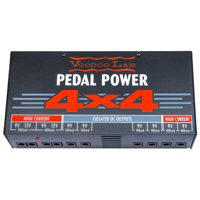 VOODOO LAB/PEDAL POWER 4x4