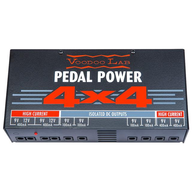 VOODOO LAB/PEDAL POWER 4x4