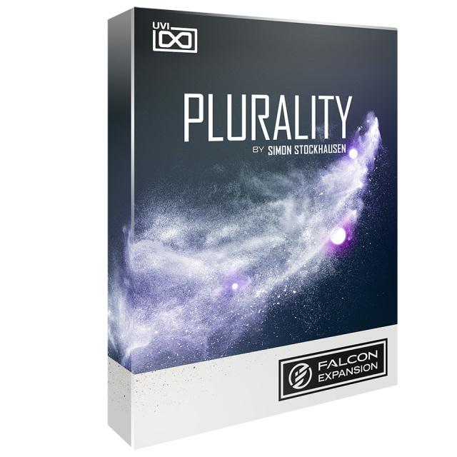 UVI/Plurality for Falcon 2【オンライン納品】