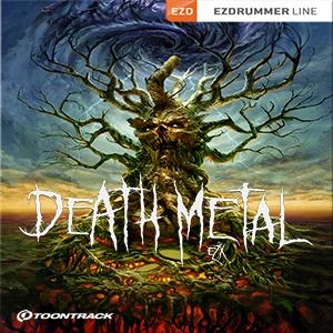 TOONTRACK/EZX - DEATH METAL【オンライン納品】【在庫あり】