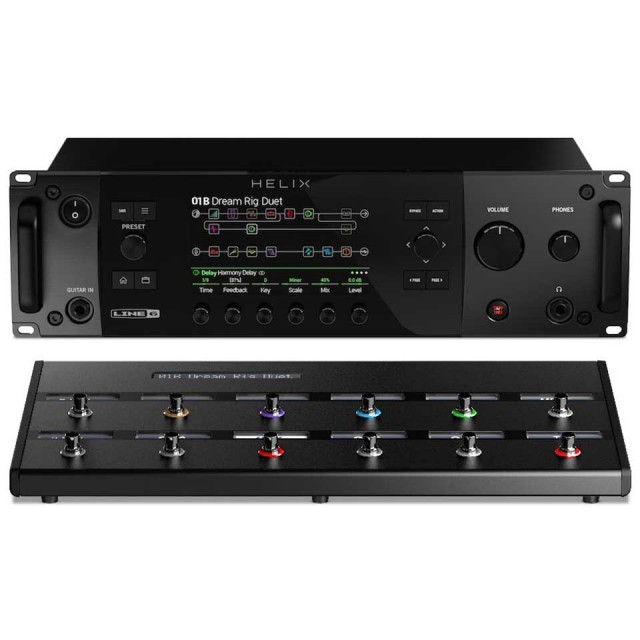 Line6/Helix Rack Bundle