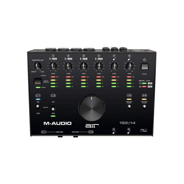 M-Audio/AIR 192 | 14