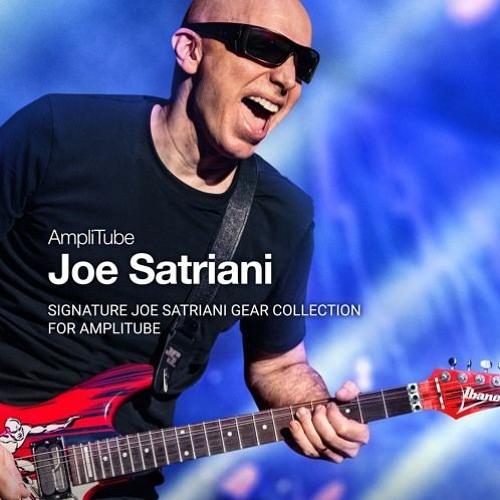 IK Multimedia/AmpliTube Joe Satriani【オンライン納品】
