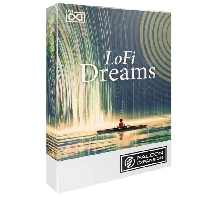 UVI/LoFi Dreams for Falcon【FALCON専用拡張パック】【オンライン納品】