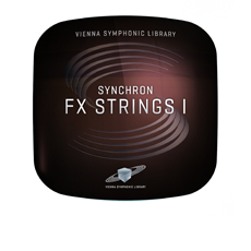 Vienna Symphonic Library/SYNCHRON FX STRINGS 1