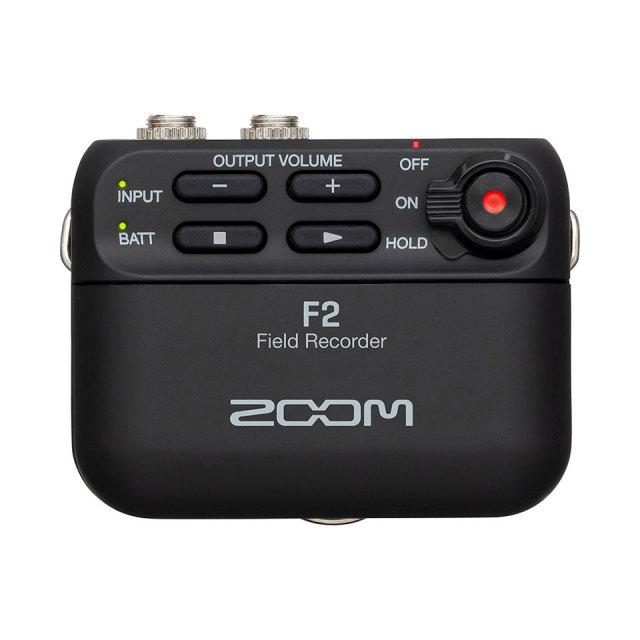 ZOOM/F2/B(ブラック)【ご予約受付中】