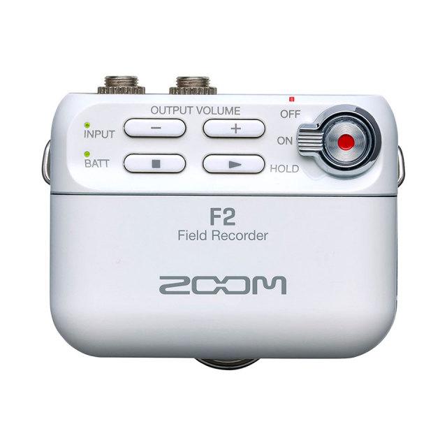 ZOOM/F2/W(ホワイト)【ご予約受付中】