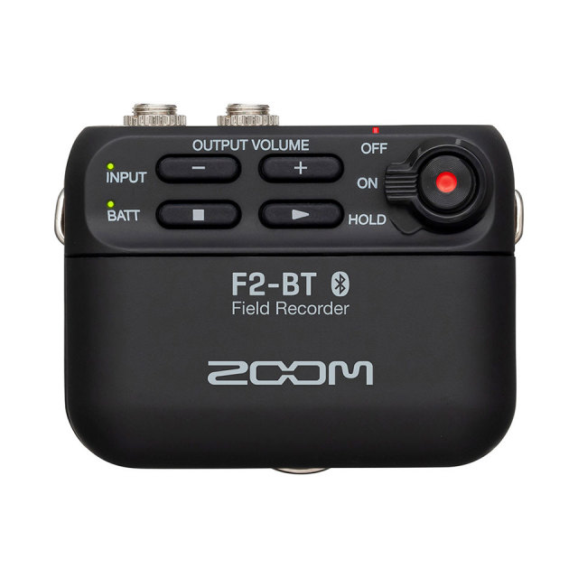 ZOOM/F2-BT/B(ブラック)【ご予約受付中】