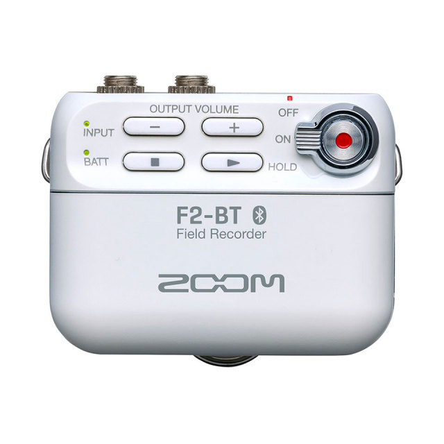 ZOOM/F2-BT/W(ホワイト)【ご予約受付中】