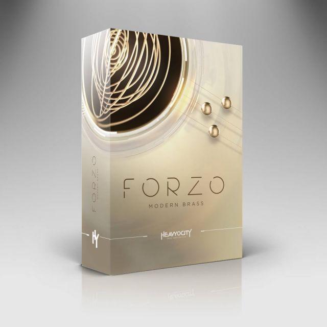 HEAVYOCITY/FORZO: Modern Brass【期間限定特価キャンペーン】【オンライン納品】【在庫あり】