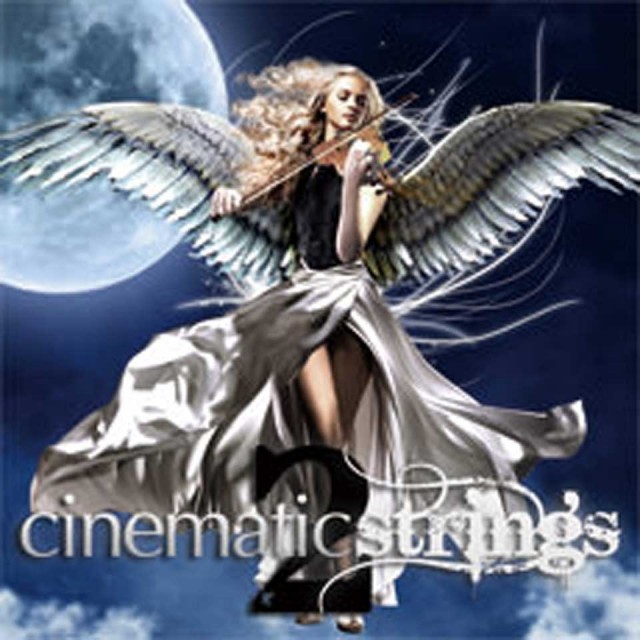 CINEMATIC STRINGS/CINEMATIC STRINGS 2【Black Fridayキャンペーン】【在庫あり】