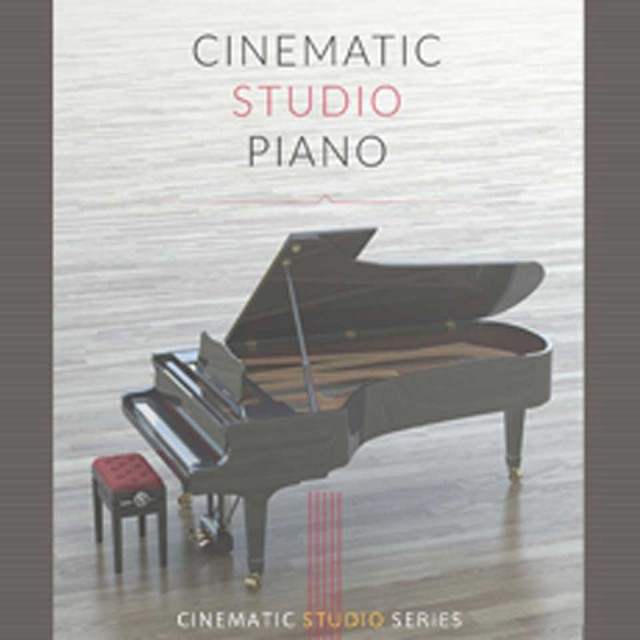 CINEMATIC STRINGS/CINEMATIC STUDIO PIANO【オンライン納品】【在庫あり】