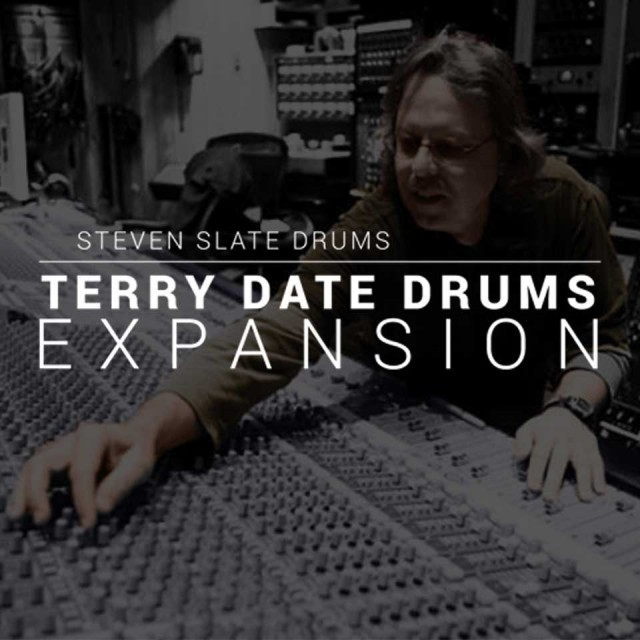 Steven Slate Drums/Terry Date Drums EXPANSION【オンライン納品】【SSD拡張】