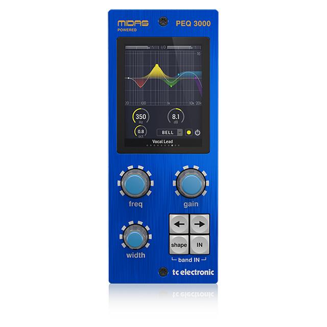 TC electronic/PEQ 3000 -DT