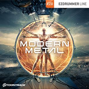 TOONTRACK/EZX - MODERN METAL【オンライン納品】【在庫あり】