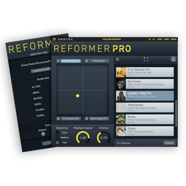 KROTOS/Reformer Pro Annual subscription【オンライン納品】【在庫あり】