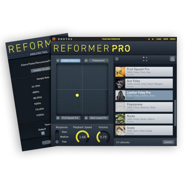 KROTOS/Reformer Pro(Full License)【オンライン納品】