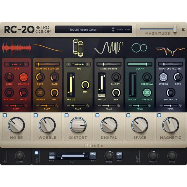 xln audio/RC-20 Retro Color【オンライン納品】【数量限定キャンペーン】【在庫あり】