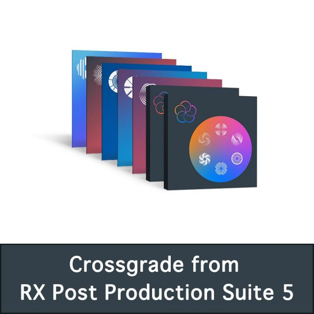 iZotope/Everything Bundle Crossgrade from PPS5【オンライン納品】